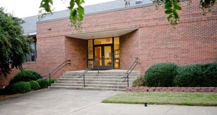 Bethel Church | Midland, NC Education Building Side Entry