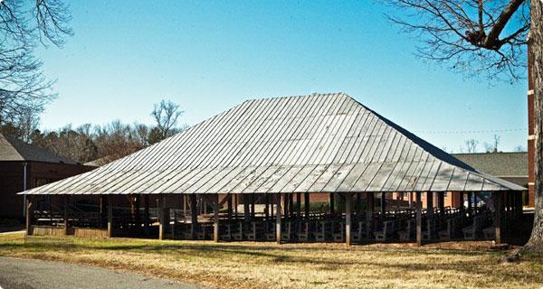 Bethel Church | Midland, NC Arbor