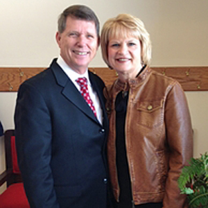Mark Clontz : Pastor